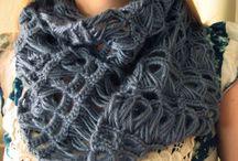 Tunisian Crochet / Patterns, Stitches, How to make a pattern