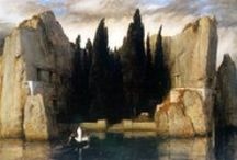 Arnold Böcklin ... / Buckling by the surrealists