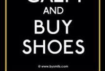 шиз шуз Crazy Mad fo Shoes / неоднозначная обувь