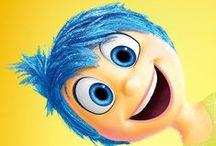 Disney Pixar's Inside Out / Meet the little voices inside your head. In cinemas now: http://movies.disney.com.au/inside-out