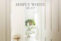 Simply White - Color of the Year