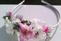 Flower crown - venčeky do vlasov