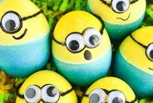 Easter crafts /  Easter crafts