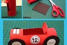 kids crafts / κατασκευές για παιδιά