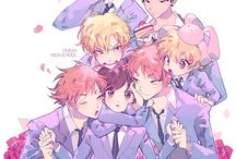 Ouran hightshool host club