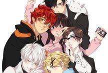 Mystic messenger / save me
