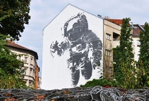 Contemporary and Street Art / Modern, Contemporary and Street art spotted around the world