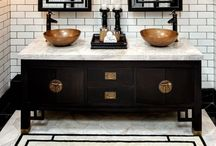 Bathrooms / by Chrissy Maria
