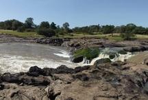 Parque Ecológico da Cachoeira da Lapa, Rio Longá , Barras - PI