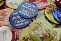 Chapas  / Chapas, chapas personalizadas. Fotos de trabajos realizados para clientes. En Chapea.com personalizamos tus chapas con la mayor calidad y a todo color; disponemos de la mayor variedad de chapas personalizables.
