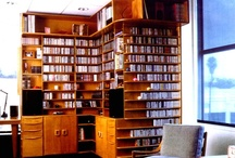 Bookshelf Envy / We need shelves as cool and weird as we are.