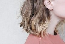 Cheveux courts deviendront longs, ou non. / Idées de coupes et coiffures cheveux courts.