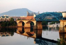 ~Chattanooga, Tennessee~ / by Heidi Stone
