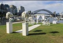 Weddings Sydney / Regardless of the season, Sydney's foreshore offers the perfect wedding ceremony setting. Weddings in Sydney are bejewelled with picturesque parks and sandstone chapels, set off by stunning water backdrops. Here at Circle of Love we sit down and discuss with you not only your ceremony styling but finding that perfect ceremony location in Sydney, be at a beach or garden. Looking for that perfect wedding day Circle of Love Weddings Sydney is only a phone call away.