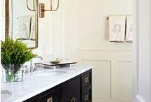 Bathroom / Bathrooms  / by Liz Thompson