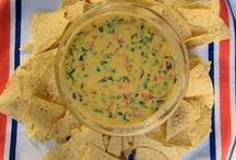 Recipes: Snacks / Yum! / by Angela Boggs