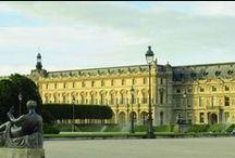 Paris   Architecture et Décoration / Les styles architecturaux et les arts décoratifs   à Paris.