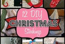 Christmas Inspiration & DIY / Find Easy #DIY #Christmas Inspiration and Christmas Decorations. Sources for: http://homeketeers.com/12-saturdays-to-christmas-so-heres-a-dozen-ways-to-make-christmas-easier/