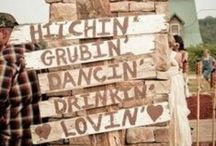 Gettin Hitched 💍🌻 / My dream wedding!!! / by Karlie Walkley