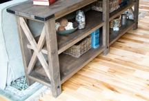 DIY  Furniture Tutorials / For the home