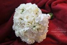 Muriel's Bouquets / Wedding Bouquets made by Muriel at Creative Weddings Floral Designs