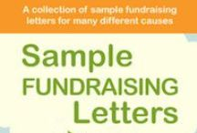 Fundraising Letters / All about writing fundraising letters; donation request letters.
