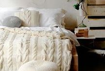 Winter Décor Ideas for the Home / Cozy up your home with inspiring looks for the winter season.