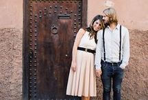 What to Wear - Engagement Portrait Inspiration