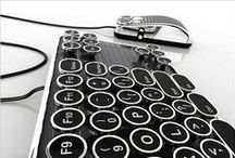 Home: Tecno, Geeky, Nerdy gadgets and gizmos, TOO FUN ! / by Mona-Rey