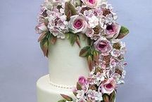Beautiful Cakes & Cup Cakes / Such Talent / by Barbara Poe