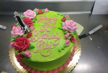 Birthday Cakes / Birthday Cakes done by Kretchmar's Professional decorators