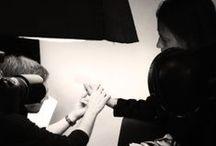 Shooting Photo pour la campagne Média du Forum de la Mixité 2013 / Réalisée par l'agence Absolument !