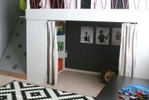 Decoração de espaços infantis