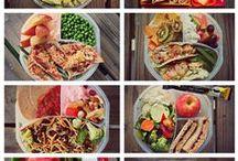 Lunchbox, Snacks & Breakfasts / by Rima Hebert