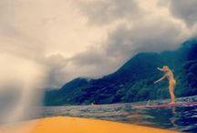 Nicaragua SUP Adventure / Exploring Nicaragua's vast bodies of water through Standup Paddleboarding SUP