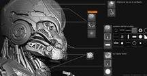 ZXtreme | HardSurface Tutorials