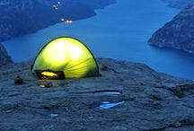 Outdoor - Places & Equipment / Places and Equipment for outdoor activities