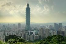 Taiwan (my home country) / My new home country