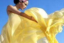 #Yellow / Yellow and fresh