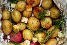 recepten / recipes potatoes