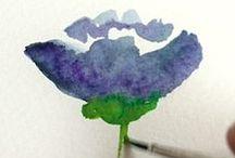 Crafts / watercolor