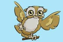 owl'dorable Boggle the Owl loves you