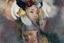 New contemporary art / Contemporary art. More: www.ohsosurreal.com