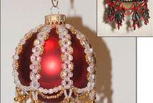 Perler til Julekugler