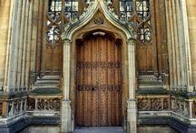 Kapuk,bejáratok-door