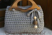 Táskák-Crochet