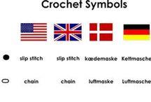 Crafts / crochet / tutorials etc.