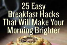 recepten / recipes breakfast
