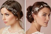 Ideal Hairdo. / Get ideas to achieve YOUR IDEAL HAIRDO for your big day.