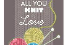 Crafts / knitting / tutorials etc.